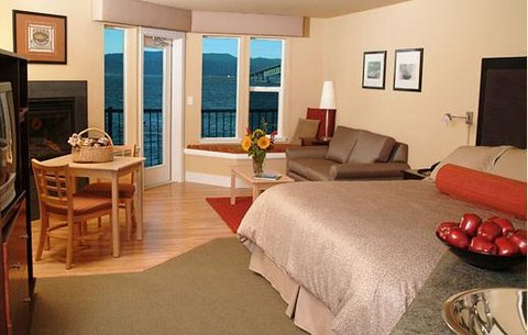 Cannery Pier Hotel - King Guest Room