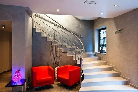 Domus Selecta Hotel Del Pui - Interior