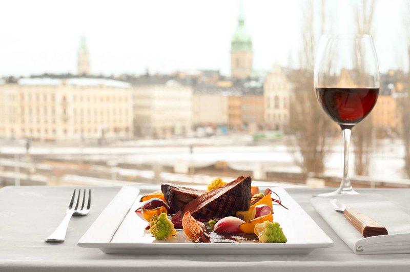 Hilton Stockholm Slussen Restauration