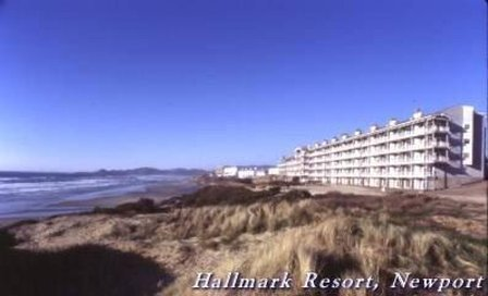 Hallmark Resort Newport - Newport, OR