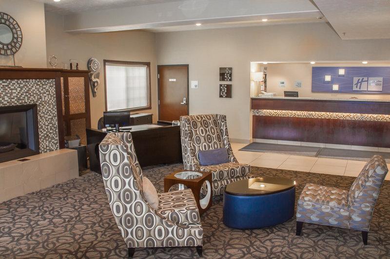 Holiday Inn Express WENATCHEE - Wenatchee, WA