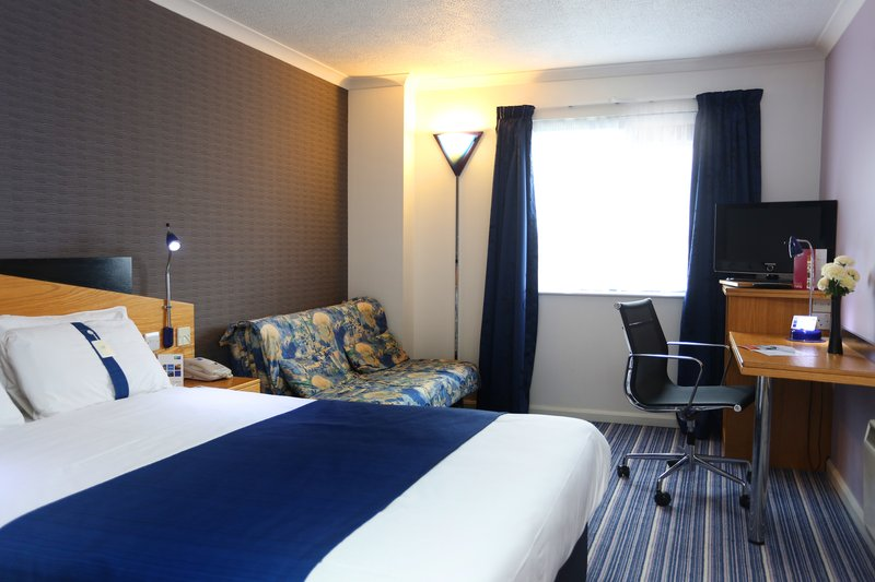 Holiday Inn Express Stafford M6, JCT.13 Chambre
