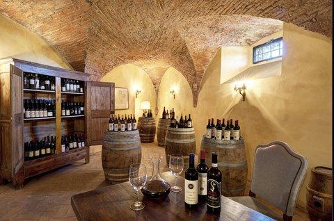 Villa La Massa - The Cellar