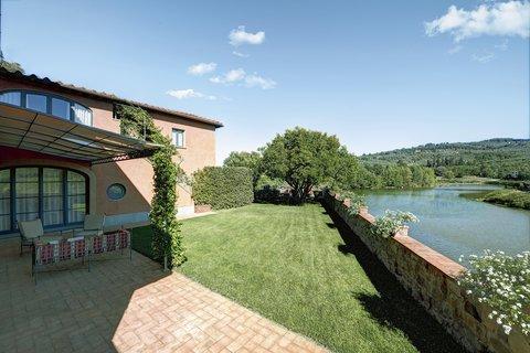 Villa La Massa - Presidential Suite - Garden