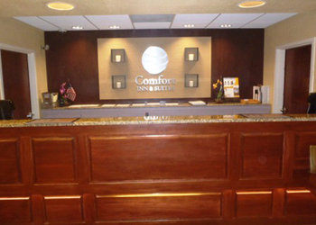 Comfort Suites Downtown - Lobby
