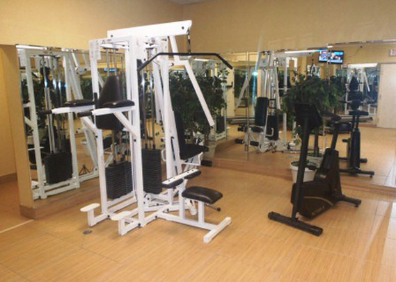 Comfort Inn & Suites Downtown Klub Fitness