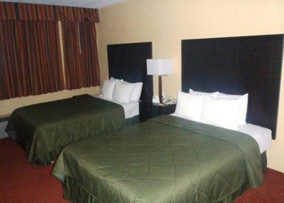 Comfort Inn & Suites Downtown Widok pokoju