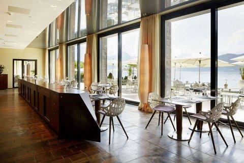 فندق كامبوس هيرتينستين - Restaurant