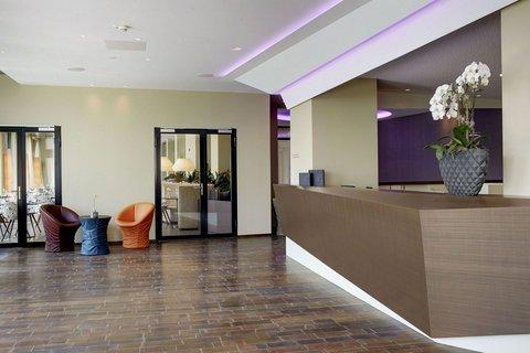 فندق كامبوس هيرتينستين - Lobby   Reception