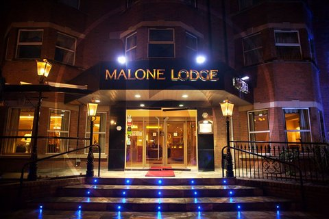 Malone Lodge Hotel and Apartments - Exterior