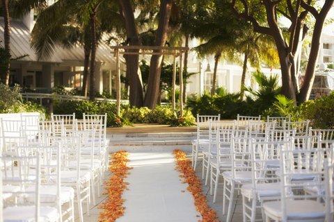 هيلتون فورت لودرديل مارينا - Enchanting outdoor ceremonies in Fort Lauderdale