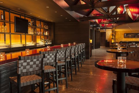 هيلتون فورت لودرديل مارينا - Waterway Bar