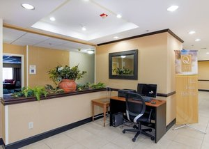 Conference Area - Quality Inn & Suites Spartanburg