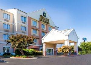 Exterior view - Quality Inn & Suites Spartanburg