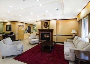 Lobby - Quality Inn & Suites Spartanburg