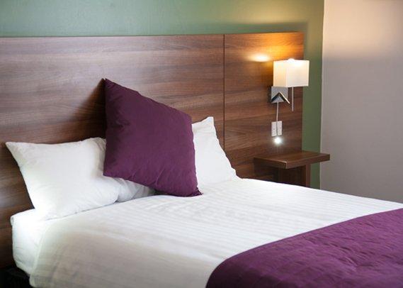 Quality Hotel Leeds/Selby Fork Vista de la habitación