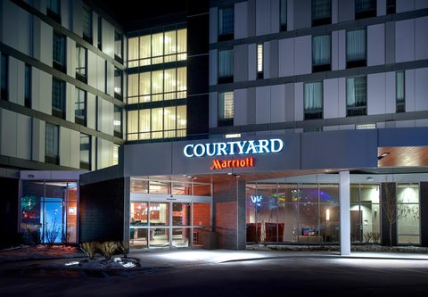 Courtyard Philadelphia South at The Navy Yard - Entrance