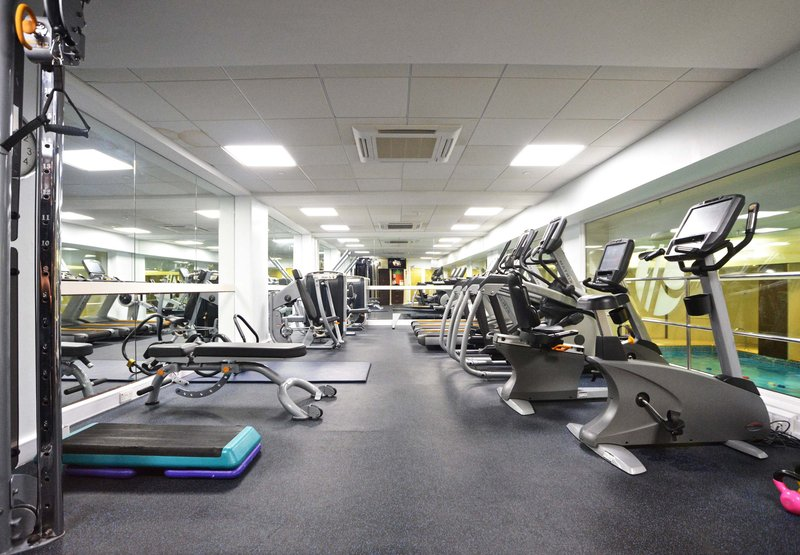 London Marriott Hotel Marble Arch Fitness Club
