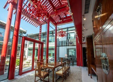 Lv Garden Huanghuali Art Galle - Creek View Room