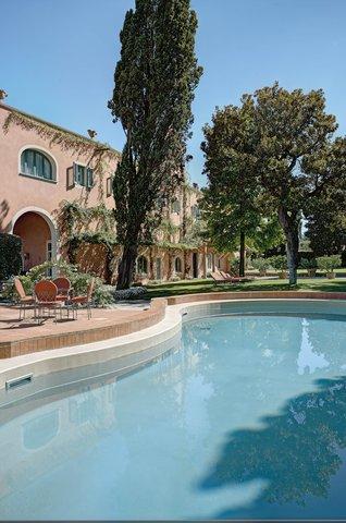 Villa La Massa - Swimming Pool