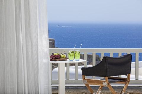 Myconian Imperial Resort & Thalasso Spa Center - Prestige Balcony