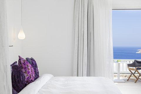 Myconian Imperial Resort & Thalasso Spa Center - Prestige Bedroom