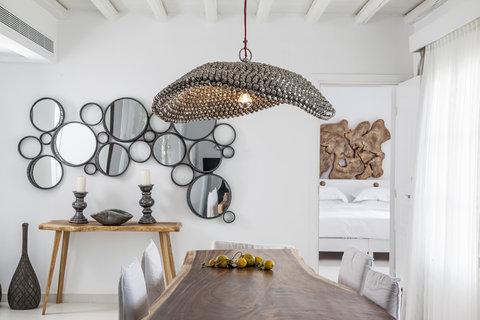 Myconian Imperial Resort & Thalasso Spa Center - Villa Prestige Dining
