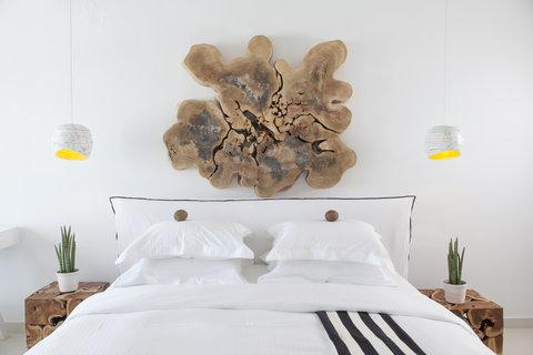 Myconian Imperial Resort & Thalasso Spa Center - Villa Prestige Bedroom