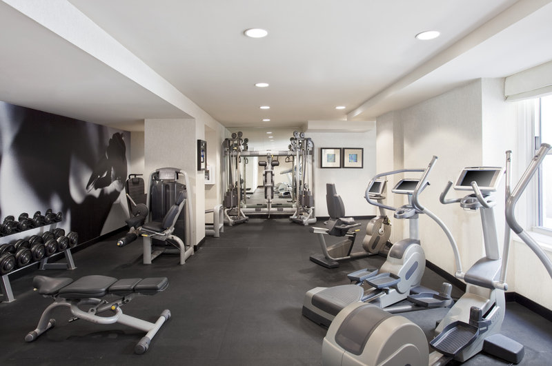 W Chicago - City Center Fitnessclub
