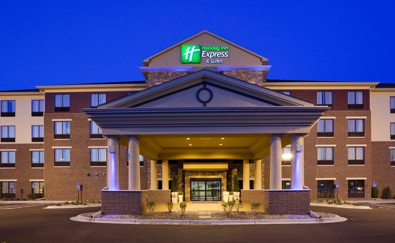 Holiday Inn Express & Suites MINNEAPOLIS SW - SHAKOPEE - Shakopee, MN