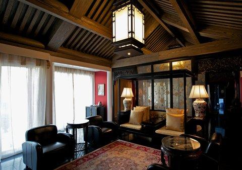 Lv Garden Huanghuali Art Galle - Ya Jing Xuan Deluxe Suite