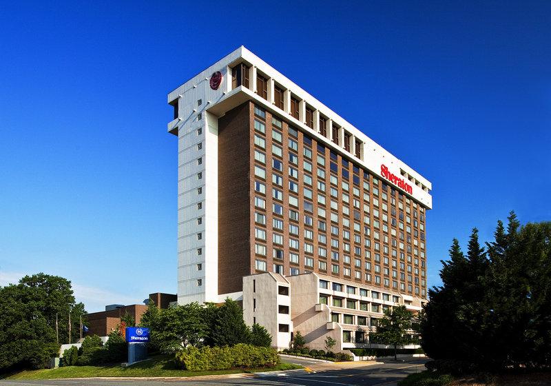 Sheraton Pentagon City Hotel Exterior view