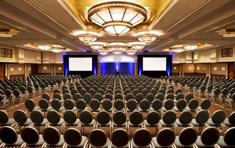 Sheraton Pentagon City Hotel BallRoom