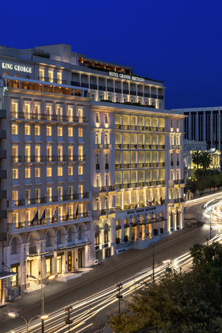 King George Hotel a Luxury Collection Hotel - Exterior