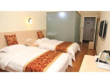 速8酒店(北京天桥店) - Two Twin Bed Room