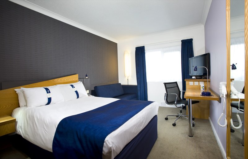 Holiday Inn Express London Chingford-N Circular 客房视图