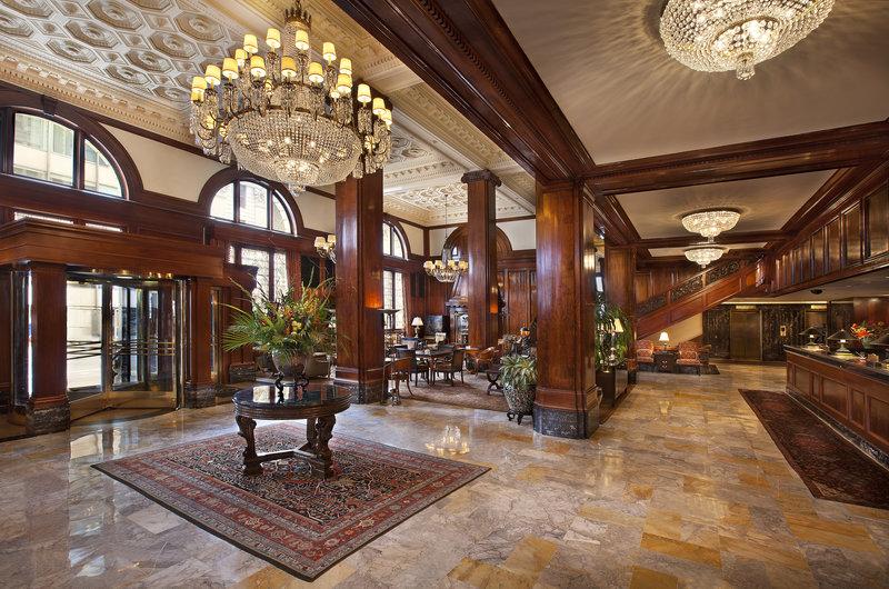 Benson Hotel - Portland, OR