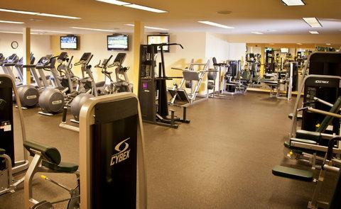 Vail Racquet Club Mountain Resort - Vail Racquet Club Fitness Health Club