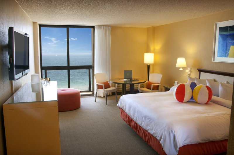 Bahia Mar Fort Lauderdale Beach - a DoubleTree by Hilton Hotel Chambre