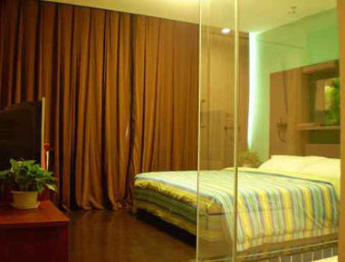 Super 8 Hotel Beijing Daxing Huang Cun - One King Bed Guest Room