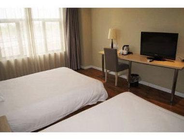 Super 8 Hotel Suzhou Zhuo Zheng Yuan Zimmeransicht