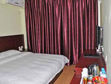 Super 8 Hotel Lanzhou West Railway Station Xi Jin Xi Lu Вид в номере