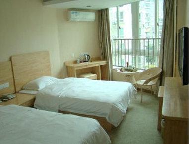 Super 8 Hotel Fuzhou Jin Shan Rong Cheng Square 客房视图