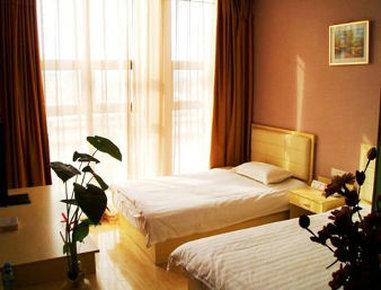 Super8 Hotel Nanjing South Railway Station Yu Lan Lu - Twin Bed Room