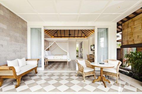 Uma Ubud - Pool Suite terrace