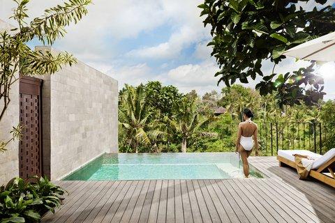 Uma Ubud - Pool Villa pool