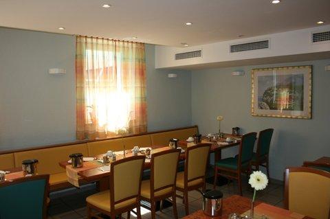 فندق ميرامار غولدن مايل - Breakfastroom