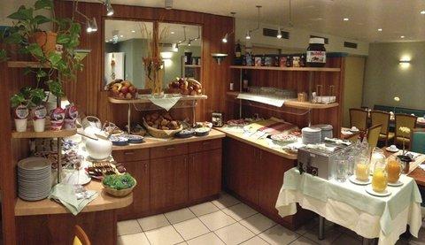 فندق ميرامار غولدن مايل - Breakfastbuffet