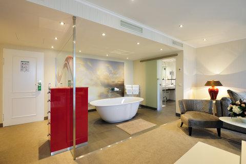Kastens Hotel Luisenhof - Junior suite at Kastens Hotel Luisenhof