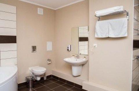 Davidov Hotel - Bathroom